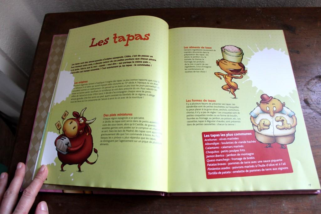 graine de cuistot livre de recette pour enfant et un concours et dieu cr a. Black Bedroom Furniture Sets. Home Design Ideas