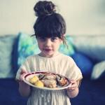 Sur le blog c'est Loulou qui cuisine!
