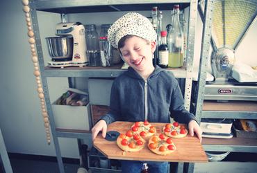 Fais le comme Julot: un dîner qui impressionne les parents