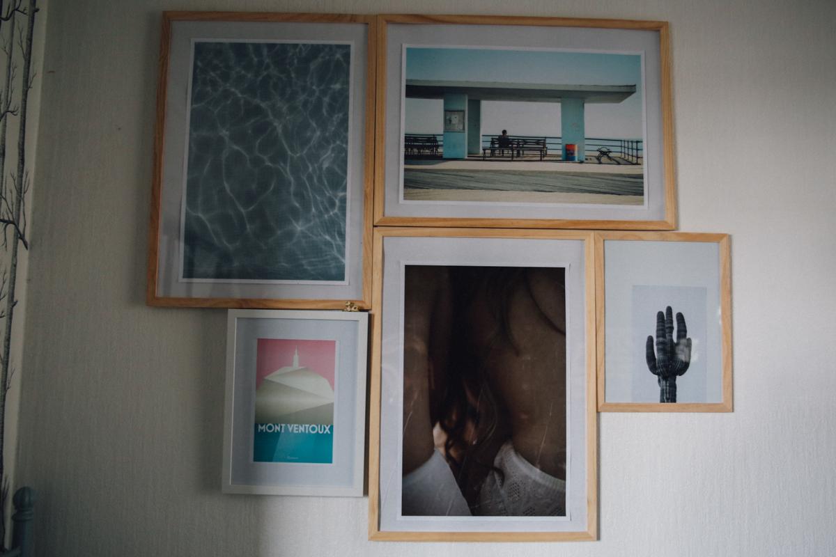 nouvelle d co pour mini chambre parisienne et dieu cr a. Black Bedroom Furniture Sets. Home Design Ideas