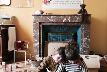 Nos chers enfants: enregister un conte pour ses enfants