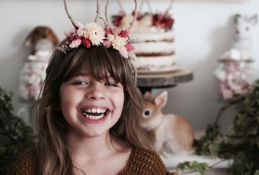 Fêter ses 8 ans et vouloir croire encore aux fées