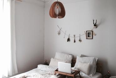 Dépollution de l'intérieur: la chambre