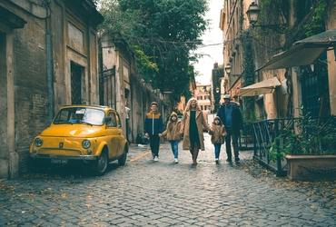 14 ans à Rome