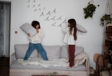 Les mille vies de notre canapé lit