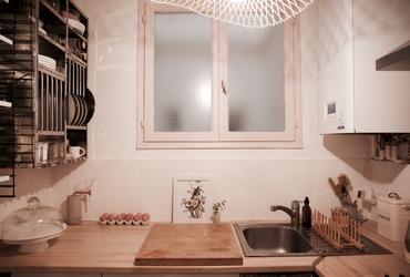 Transformer notre mini cuisine